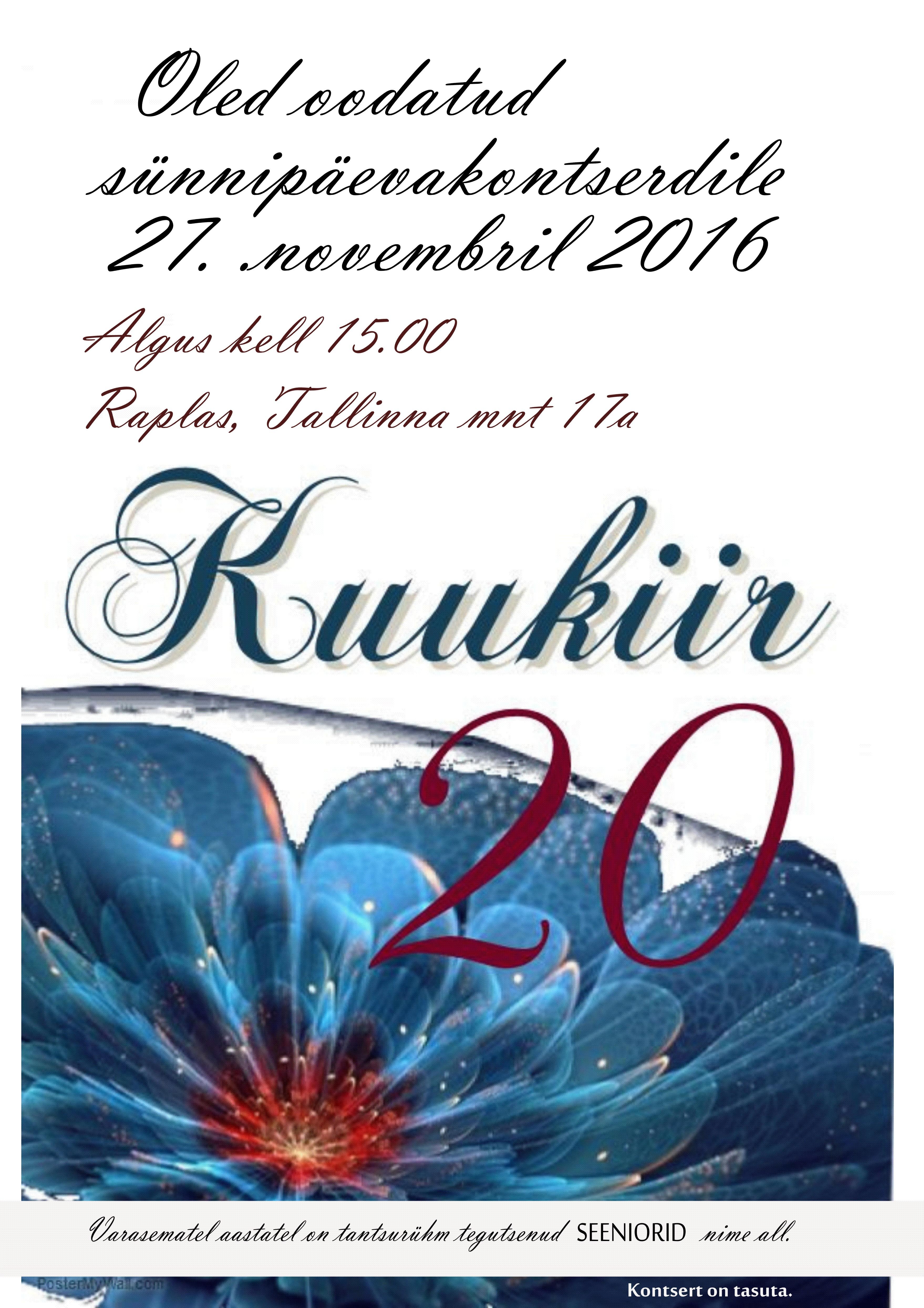 Kuukiir 20