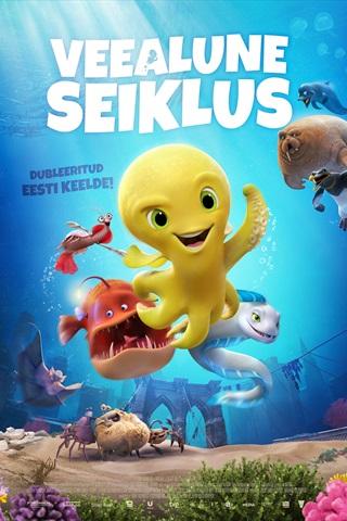 """Kinos film lastele """"Veealune seiklus"""""""