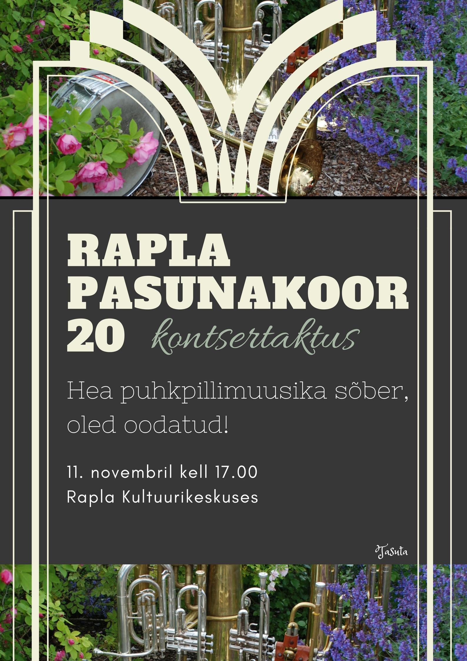 Rapla Pasunakoor 20