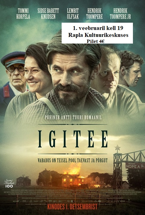 """Kinos film """"Igitee"""""""