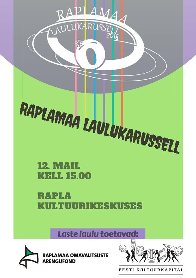 Raplamaa Laulukarussell finaalkontsert