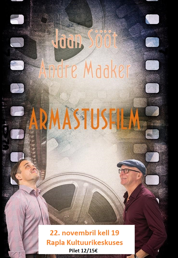 Jaan Sööt & Andre Maaker ''Armastusfilm''