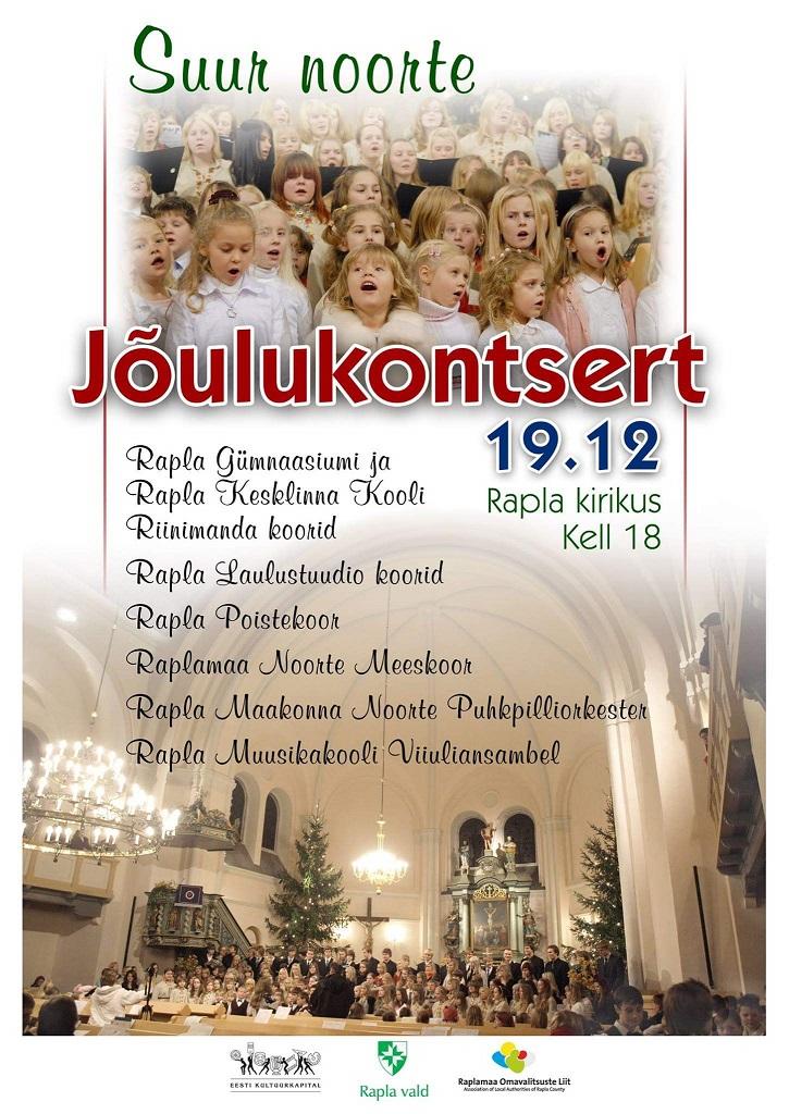 Suur Noorte Jõulukontsert