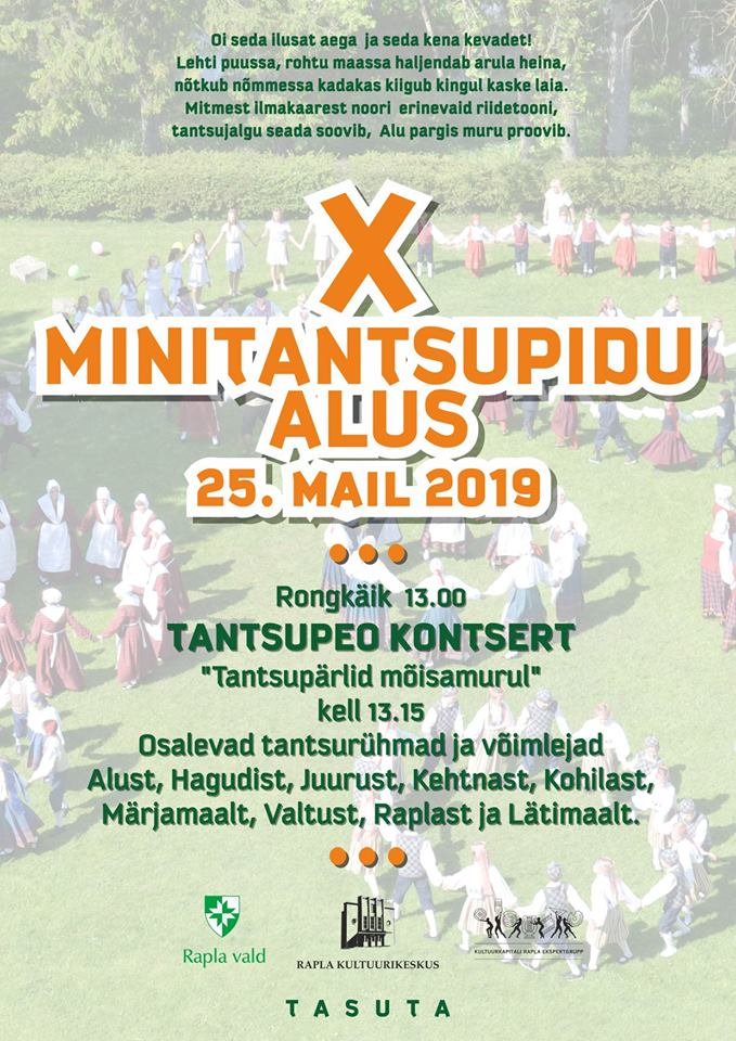 X minitantsupidu Alus