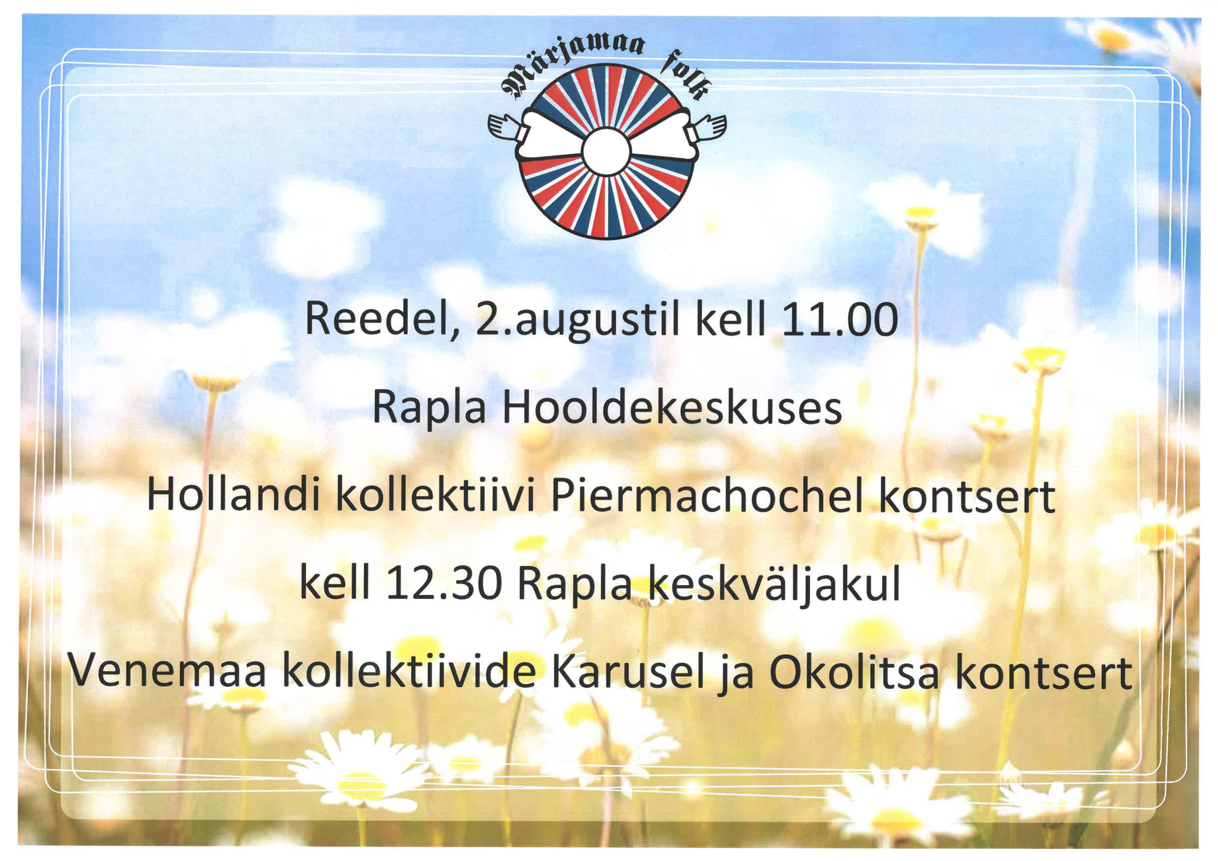 Märjamaa Folk Raplas