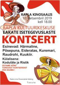 Rapla laat kultuurikeskuse ümber