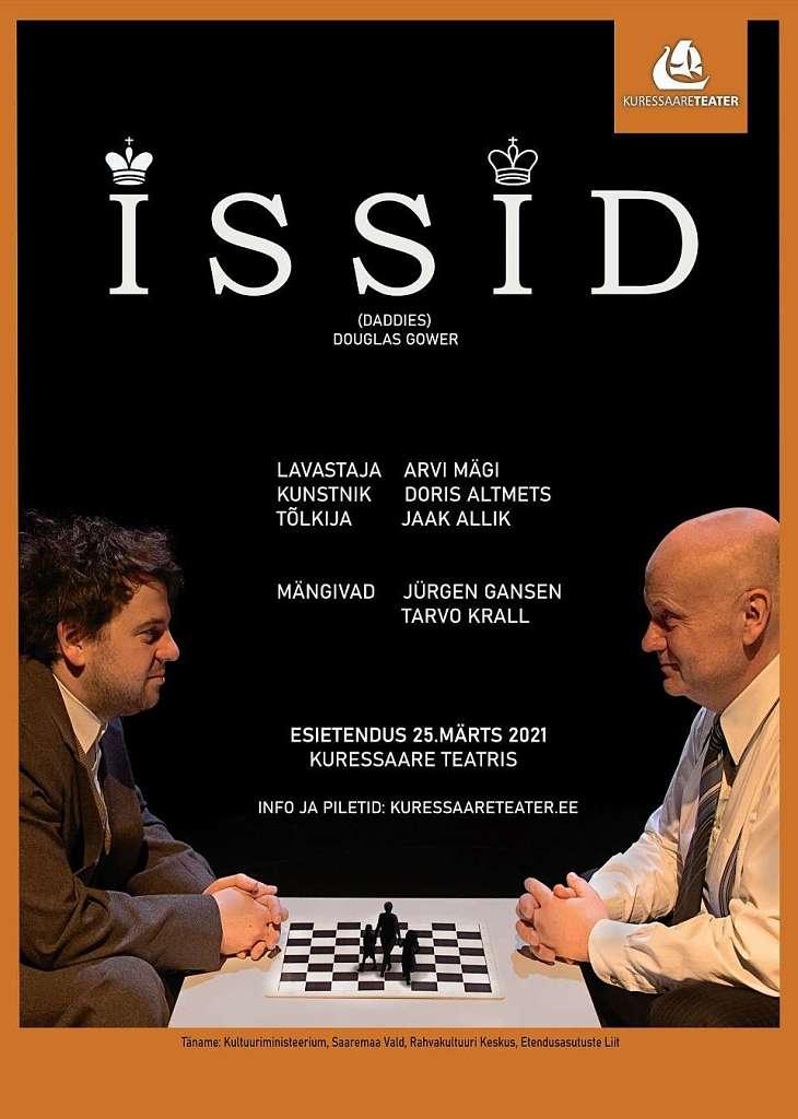 """Kuressaare Teatri komöödiaetendus """"ISSID"""""""