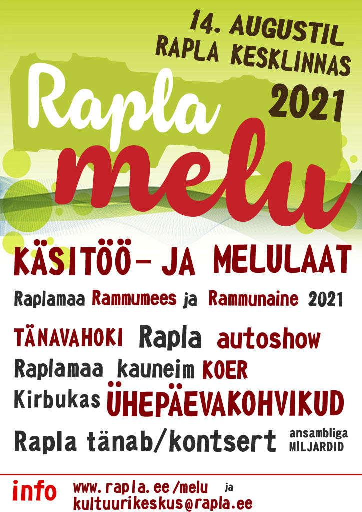 RAPLA MELU 2021